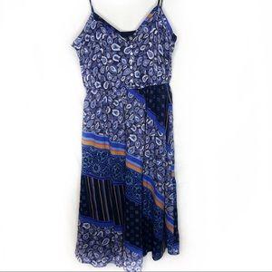 Aeri Sleeveless Midi Dress